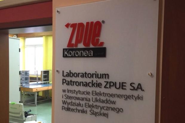 ZPUE otwiera laboratorium na Politechnice Śląskiej
