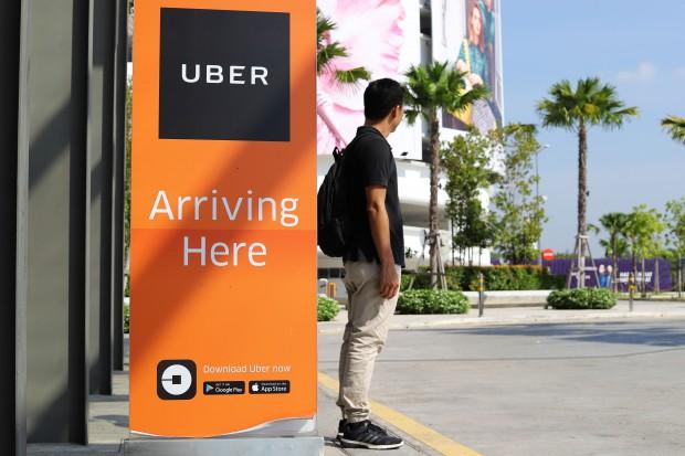 Uber będzie mieć nowego inwestora. To SoftBank