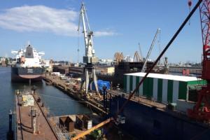 Vistal sprzedał swoje nabrzeże w Gdyni