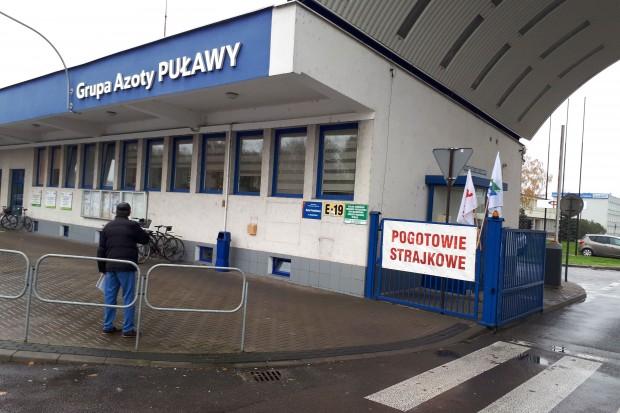 Strajk w Puławach to ostateczność, związkowcy chcą rozmawiać
