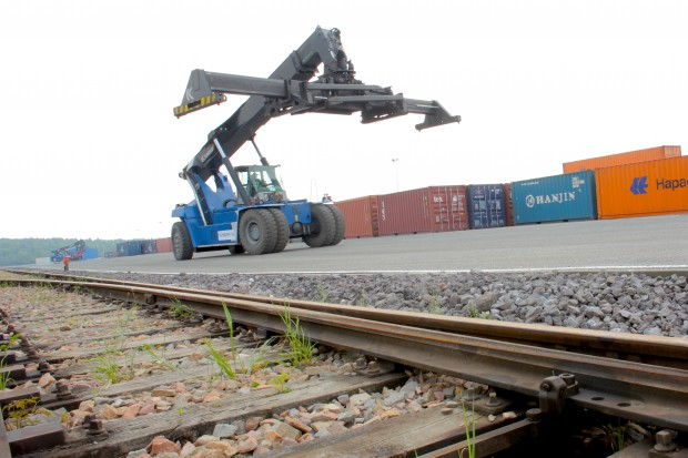 W Polsce brakuje terminali dla transportu intermodalnego