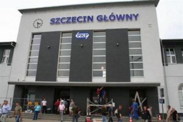Ostatni akord odnowienia dworca w Szczecinie