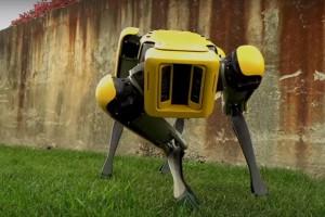 Nowa elektroniczna bestia od Boston Dynamics. Nieco mniej przerażająca