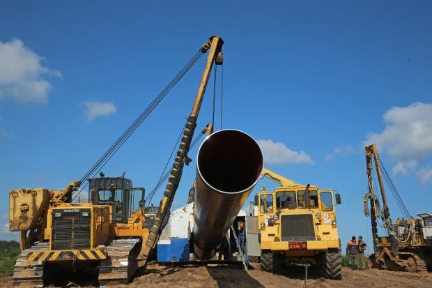 Bezpieczeństwo tras dostaw gazu do UE a wybuch w hubie Baumgarten