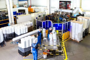 Zyski plastikowego producenta
