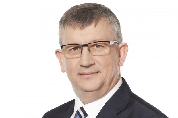 Grzegorz Pawlak. Fot. mat. pras.