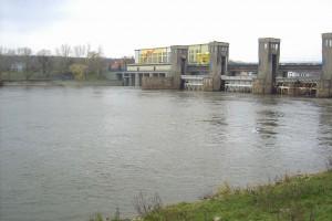 Unijne dofinansowanie dla stopnia wodnego na Odrze