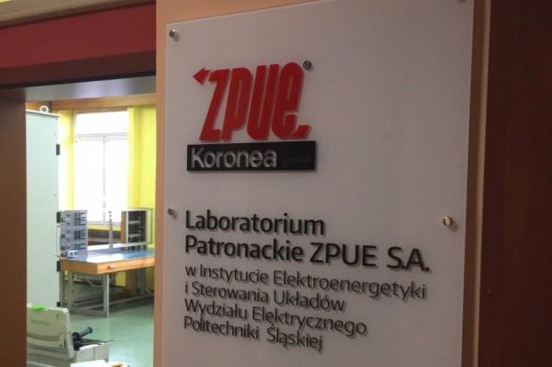 ZPUE wyposażyło Politechnikę Śląską w innowacyjny sprzęt do badania inteligentnych sieci