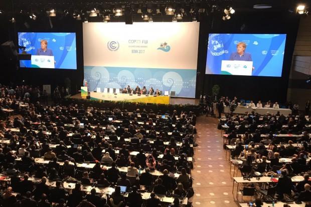 Merkel: ochrona klimatu zdecyduje o losach ludzkości