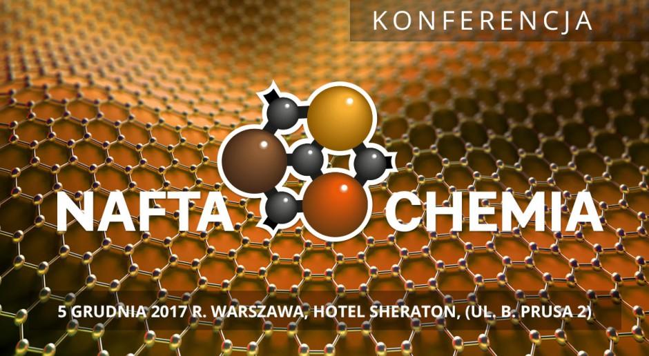 Grupa PTWP, wydawca Magazynu Nowy Przemysł oraz portalu wnp.pl, organizuje 5 grudnia br. w warszawskim hotelu Sheraton konferencję Nafta/Chemia.