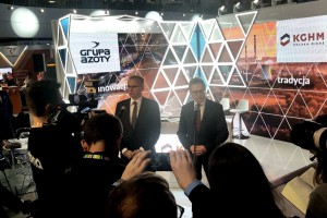 KGHM i Grupa Azoty będą współpracować w zakresie badań i rozwoju