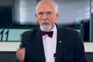 Janusz Korwin-Mikke o rządzie PiS i polityce Jarosława Kaczyńskiego