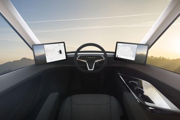 Tesla prezentuje ciężarówkę Semi i sportowego Roadstera