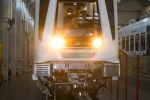 Bułgarzy oglądali polskie wagony dla sofijskiego metra