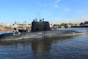 Trwają poszukiwania zaginionego okrętu podwodnego