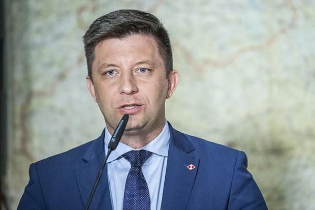 Michał Dworczyk: ustawa ws. cen energii jest zgodna z prawem Unii Europejskiej