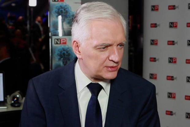Jarosław Gowin: powołując Marka Chrzanowskiego na stanowisko popełniliśmy błąd