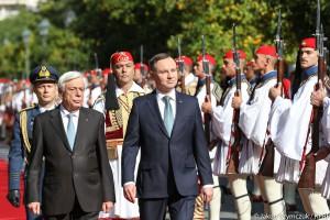 Pierwsza od 19 lat wizytę polskiego prezydenta w Grecji