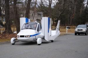 Latające samochody już w przyszłym roku?