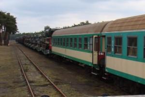 PKP Intercity zamawia wagony dla wojska