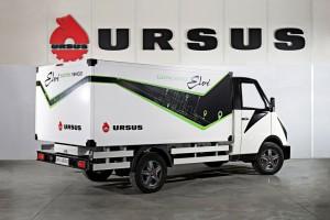 Ursus ujawnia datę startu produkcji elektrycznego auta