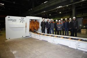 Corum Group wyprodukował przenośnik dla estońskiej kopalni