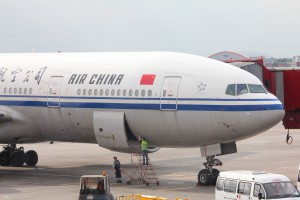 Linie lotnicze Air China zawiesiły połączenia z Koreą Północną