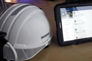 Ten kask powie szefom, co dzieje się z pracownikiem na budowie. Polska europejskim pionierem