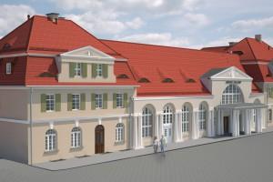 PKP wyłoniła wykonawcę modernizacji dworca w Żaganiu