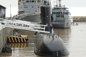 """Poszukiwania zaginionego okrętu podwodnego w """"krytycznej fazie"""""""