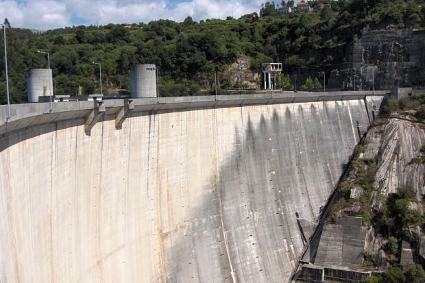 Portugalia. O połowę mniejsza produkcja prądu w hydroelektrowniach