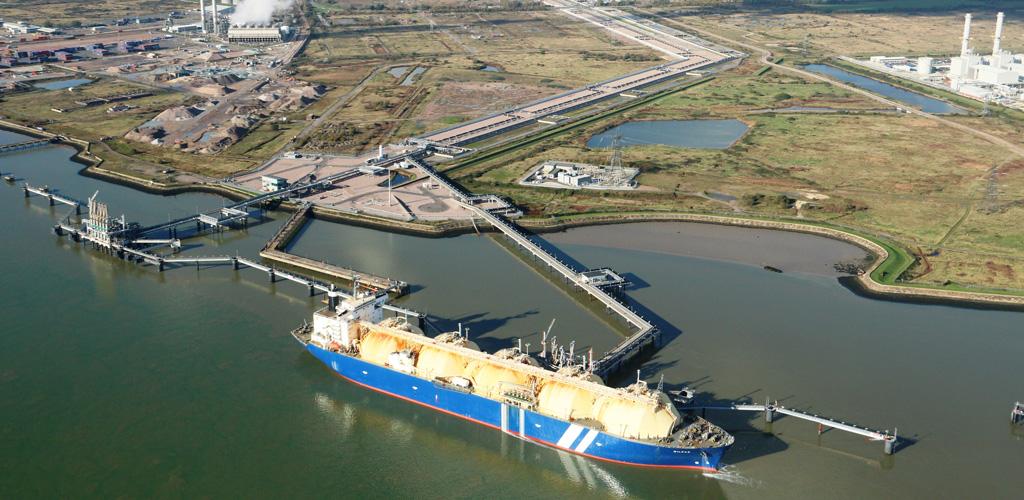 Dzięki gazowi łupkowemu USA stały się wielkim eksporterem LNG. Fot. Shutterstock