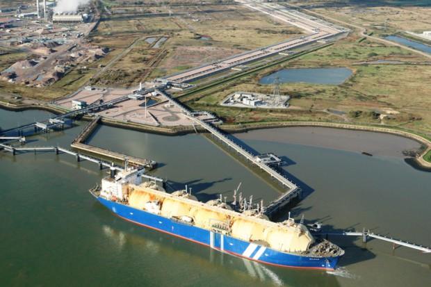 Amerykański eksport LNG trafia na cały świat