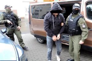 Zatrzymany domniemany szef grupy przestępczej handlującej paliwami