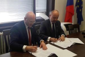 UTK i czeski Drážní Úřad porozumiały się ws. współpracy