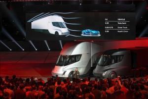 Tesla ujawnia ceny elektrycznej ciężarówki