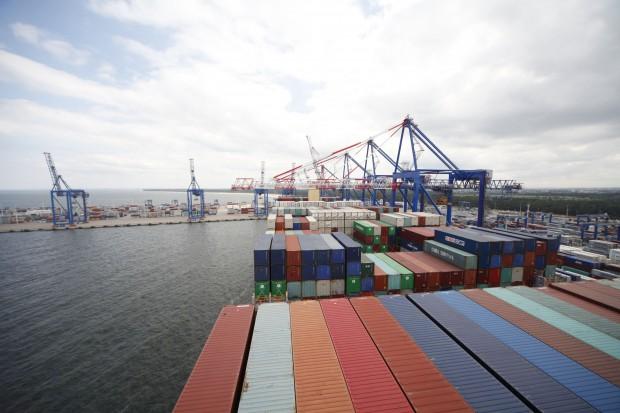 Port Gdańsk bije piąty rok z rzędu rekord przeładunków