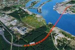 Przetarg na tunel w Świnoujściu rozstrzygnięty. Budowa pochłonie ponad 0,7 mld zł