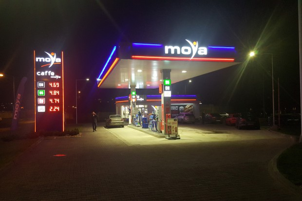 Ruszyła stacja Moya w Żyrardowie