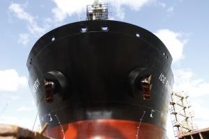 Transport morski nadal odczuwa skutki kryzysu finansowego