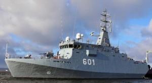 Pierwszy niszczyciel min wypłynie na Bałtyk