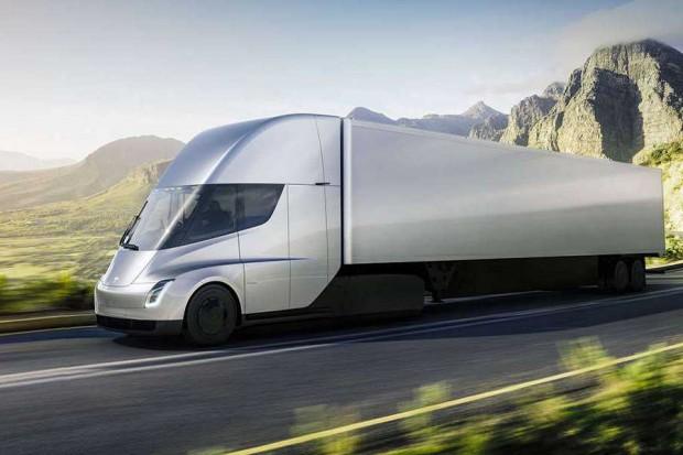 Rohlig Suus Logistics: Tesla Semi  kontra tradycyjna ciężarówka