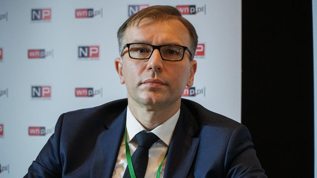 Prezes Famuru Mirosław Bendzera. (Fot. arch.)