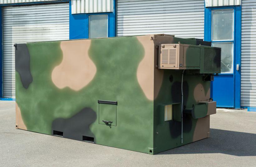 Autosan kabina dla Ruchomych Węzłów Łączności Cyfrowe. Fot. mat prasowej.jpg