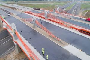 Lotos dostarcza asfalty na budowę ważnej drogi