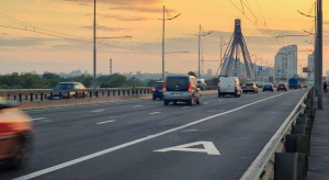 Ukraina rozbudowuje transport miejski w dużych miastach