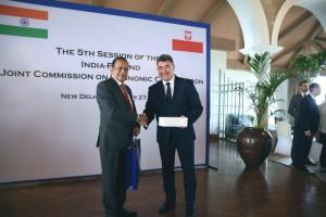 Bardzo dobre perspektywy górniczej współpracy Polski i Indii