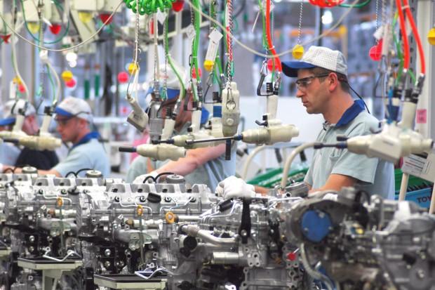 Toyota zainwestuje 400 mln złotych w produkcję nowych silników w Polsce