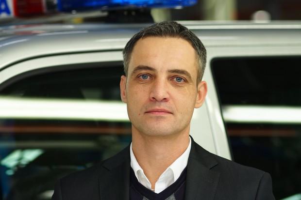 Grzegorz Zimny. Fot. Mat. pras.