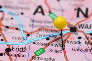 Centralny Port Komunikacyjny jednak w Grójcu pod Warszawą?